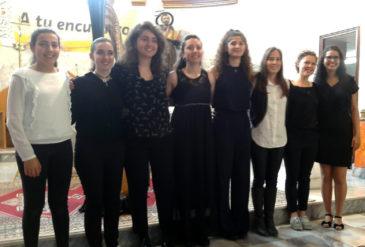 Concierto «Arpas y Voz»